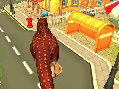 Dinosaur Simulator: Dino World online game