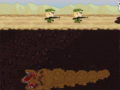 Sand Worm online game