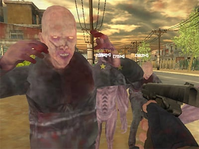 Cube Of Zombies online game