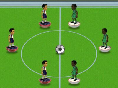Sling Soccer online hra