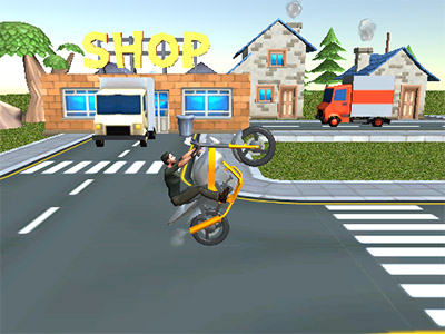 Moto Sport Bike Racing 3D oнлайн-игра