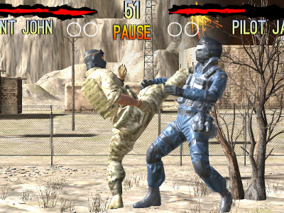 Real Strike Tiger Fighting online game