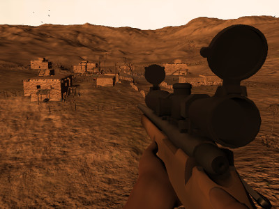 Sniper 3D juego en línea