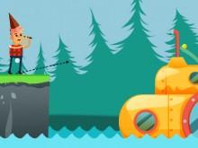 Battle Golf Online online hra