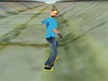 Amazing Skater 3D online hra