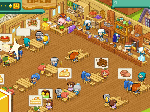 Happy Dessert online hra