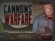 Cannons Warfare online hra