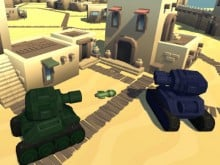 Cartoon Tanks online game