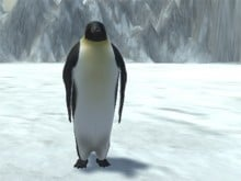 The Littlest Penguin (3D) online hra