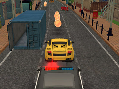 Supercar Endless Rush online game