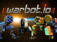 Warbot.io online hra