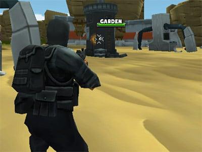 Warscrap online game