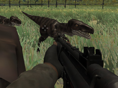 Dino Survival online hra
