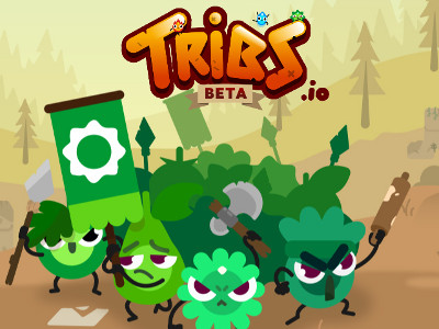 Tribs IO online game