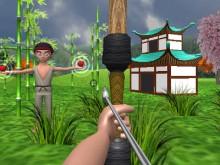 Archery Expert 3D: Japan online hra