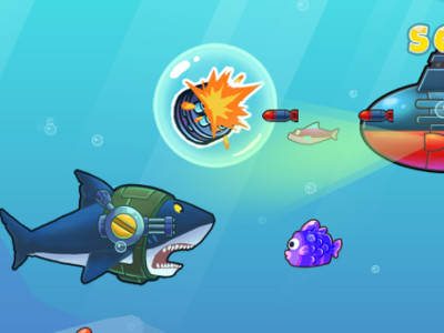 Gun Shark - Terror of Deep Water online game