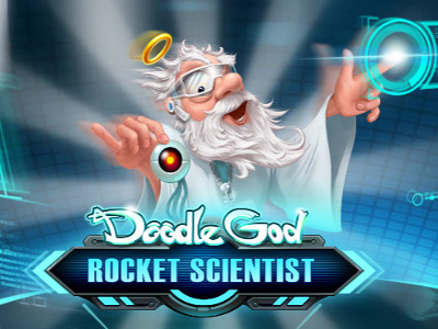 Doodle God: Rocket Scientist online hra