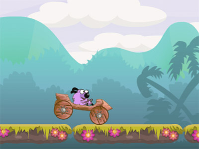 Puppy Ride online hra