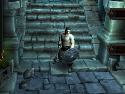 Glory Warrior: Lord of Darkness online game