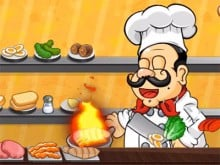 Chef Right Mix online hra