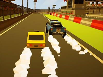 3D Arena Racing online game