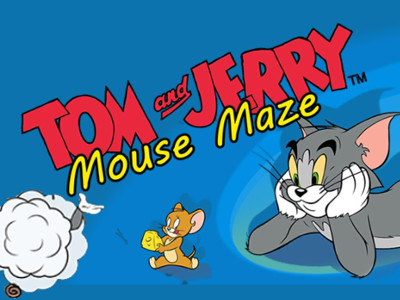 Tom & Jerry: Mouse Maze online hra