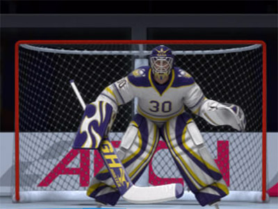 Ice Hockey Shootout online hra