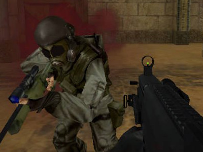 Desert Force online game