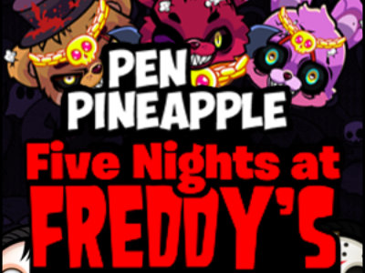 Pen Pineapple Freddys Night online game