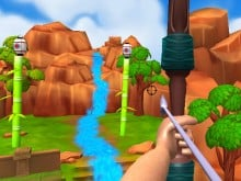 Archery Expert 3D: Small Island online game
