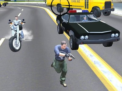 Grand Action Crime: New York Car Gang online hra