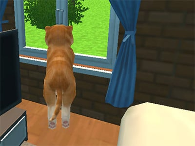 Dog Simulator: Puppy Craft online hra