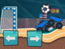 Monster Truck Soccer online game
