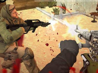 Soldiers 2 - Desert Storm online hra