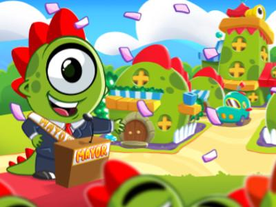 Kizi Town juego en línea