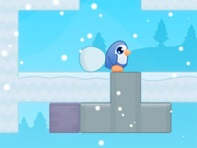 Penguin Quest online game
