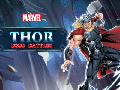 Thor Boss Battles online hra