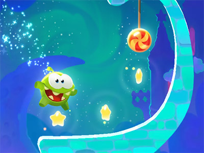 Cut The Rope Magic online hra