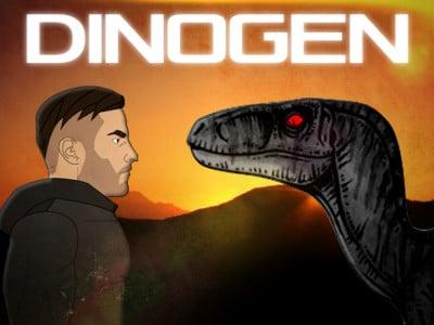 Dinogen online hra