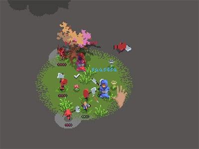 Wanderers.io online game