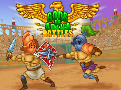 Gods of Arena 2 online game