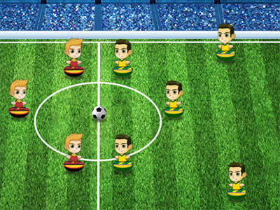 2018 Soccer Cup touch online game