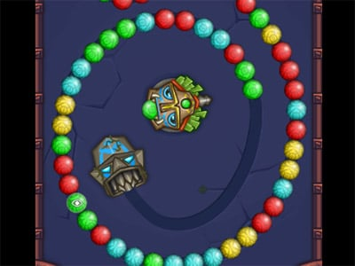 Totemia: Cursed Marbles online game