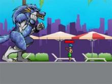 Monster Rampage online hra