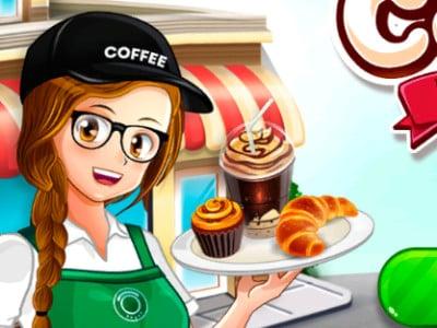 Café Panic online hra