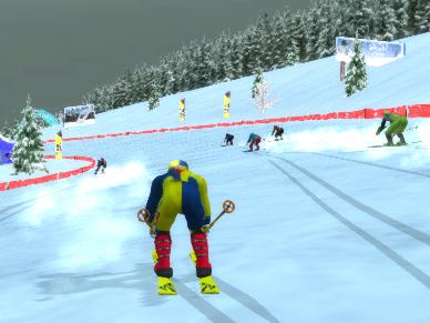 Alpine Ski Master online hra