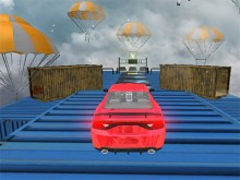 Impossible Stunt Car Tracks online hra