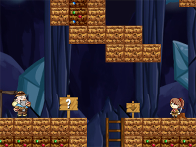 Miners' Adventure online game