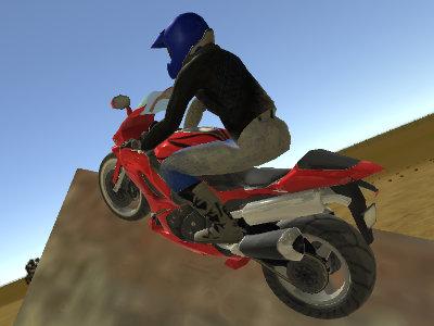 Real Moto Stunts Challenge juego en línea