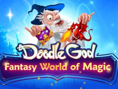 Doodle God: Fantasy World of Magic online hra